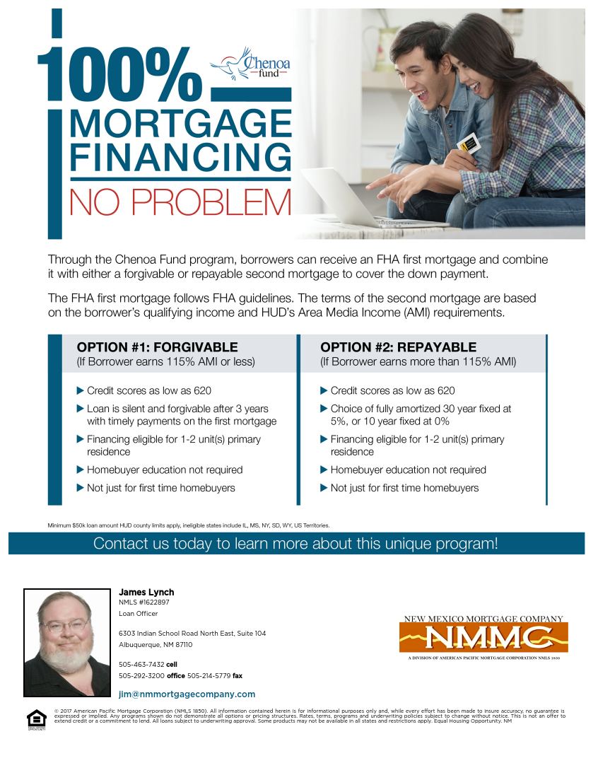 Down Payment Assistance | New Mexico Mortgage Company